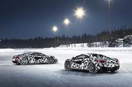 McLaren 570S ice driving experience opens in Arctic Circle