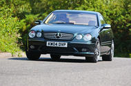 Mercedes-Benz CL (2000-2007): used buying guide