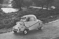 Messerschmitt KR200 front