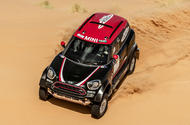 Mini John Cooper Works Rally revealed