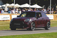Mini JCW GP at Goodwood 2019 - front