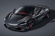 McLaren 720S MSO Stealth Edition