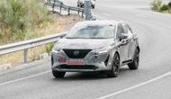 Nissan Qashqai spyshot front far