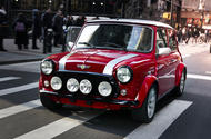 The Classic Mini Electric