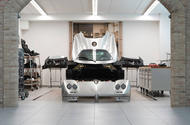 Pagani announces restoration service
