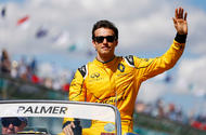 Formula 1's Jolyon Palmer on his hopes for his second year with Renault