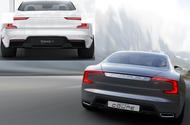 Is the Polestar 1 the Volvo Concept Coupé come to life?