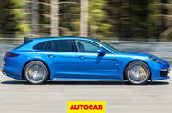 Video: Porsche Panamera Turbo Sport Turismo review