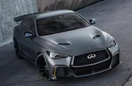 Infiniti Black S performance hybrid to be shown in Paris