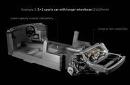 Project LEVA innovation in Lotus E Sports architecture 3