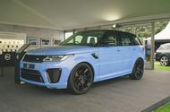 Range Rover Sport SVR Ultimate Edition 6