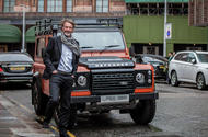 Why is a chemical company building an off-road Defender-inspired vehicle?