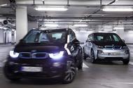 BMW i3 valet autonomous parking