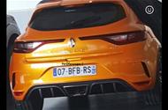 2018 Renault Sport Megane