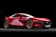 Mazda RX sports car, as imagined by Autocar