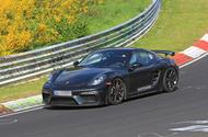 Porsche Cayman GT4 to use naturally aspirated flat six