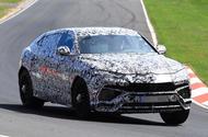 Lamborghini Urus prototype