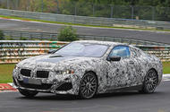 BMW 8 Series test car offers clearest glimpse of coupe design