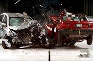NCAP crash test
