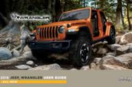 Jeep Wrangler revealed in leaked handbook online