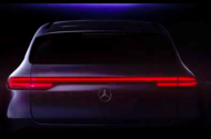 Mercedes-Benz EQ C: Tesla Model X rival previewed ahead of Paris reveal