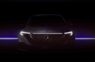 Mercedes-Benz EQ C teaser