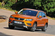 Nearly-new buying guide: Seat Ateca - front