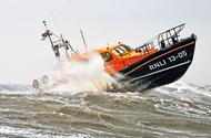 Canot de sauvetage RNLI Shannon-Class