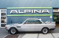 50 years of Alpina