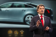 JLR CEO Speth outlines diesel, Brexit risks