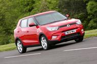 Electric Ssangyong Tivoli to head new EV range