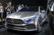 Mercedes-Benz A Saloon concept