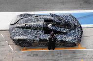 Techrules turbine-recharging supercar spotted ahead of Geneva