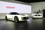 Honda Sports EV and Urban EV concepts