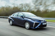 Toyota Mirai hydrogen fuel-cell software glitch prompts full recall