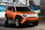 Toyota FT-4X revealed in New York as urban SUV concept