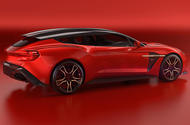 Aston Martin Vanquish Zagato Shooting Brake revealed in full