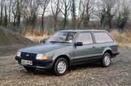 1980 Ford Escort Estate 1.6 L