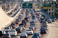 USA traffic
