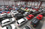 2017 UK used car market declines 1.1% despite instability