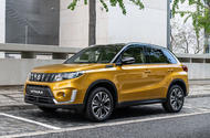 Facelifted Suzuki Vitara gets 1.0 and 1.4 petrol engines
