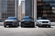Volvo SUV line-up: XC60, XC90, XC40