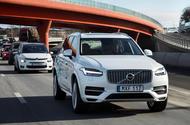Volvo XC90 autonomous car trials