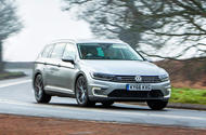 Volkswagen Passat GTE Estate long-term test review: first report