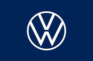 Volkswagen logo 2019