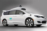 Fiat Chrysler Automobiles provides Google with 100 driverless cars