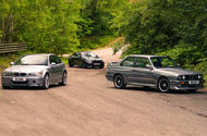 Miniature de la vidéo de BMW M Car heroes  Autocar Heroes: BMW E30 M3 vs M3 CSL vs M2 Compétition – Quel est le meilleur M Car de tous les temps? webthumb