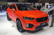 China's Wey bringing premium SUV range to Europe this year