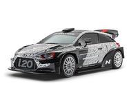 2017 Hyundai i30 WRC challenger revealed