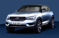 Volvo announces electric car for 2019